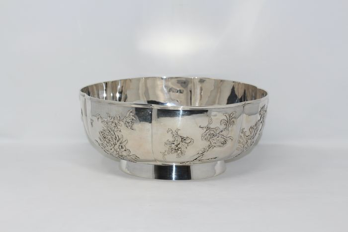 Bowl (1) - Silver - China - 1900 ca.
