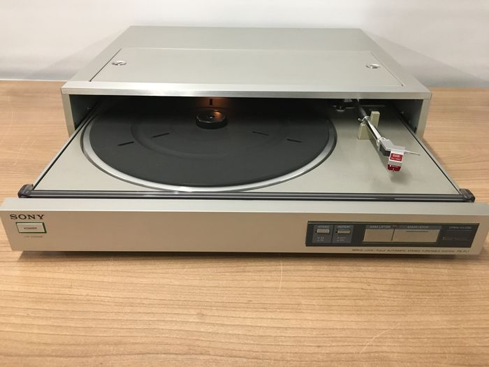 Sony - PS-FL1 - Turntable