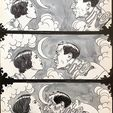 Comic Auction (Milo Manara)