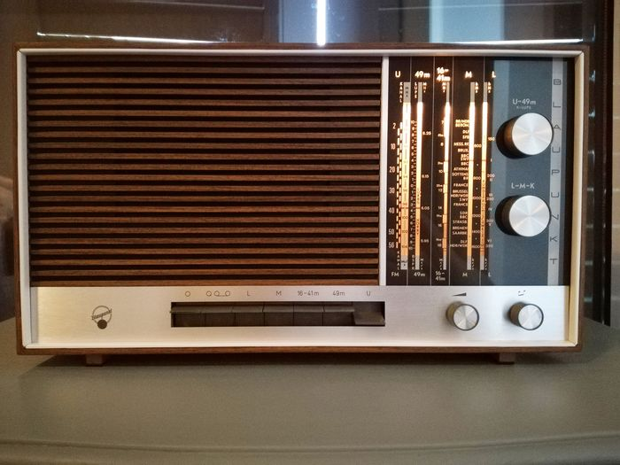 Blaupunkt - Nizza 7.626.330 - Tube radio