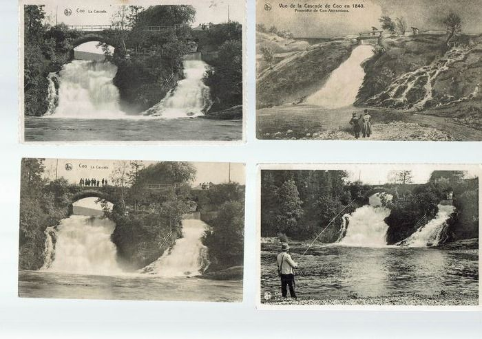 Belgium - City & Landscape, Miscellaneous - Postcards (Collection of 129) - 1909