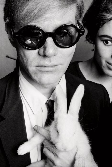 Jean Jacques Bugat (1948) - Andy Warhol et edie Sedgwick, ca.1965.