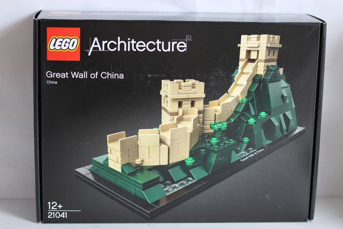 LEGO - Architecture - 21041 - The Chinese wall