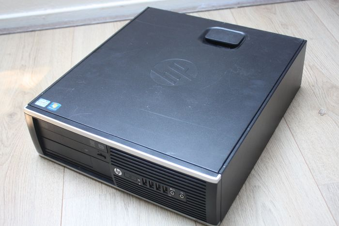 HP 8300 SFF Desktop PC - Intel Quad Core i7 3.4Ghz, 12GB DDR3 RAM, 1TB HDD - With NVIDIA GT 520 Gaming graphics card