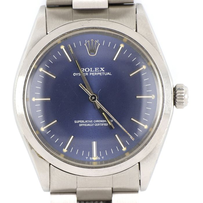 Rolex - Oyster Perpetual  - 1002 '' NO RESEVE PRICE '' - Men - 1970-1979