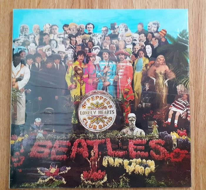 Beatles - HOLLAND Still Sealed: Sgt. Pepper's Lonely Hearts Club Band 1979 - LP Album - 1979/1979