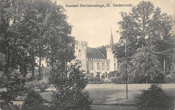 Netherlands - Castles and country houses - Postcards (Collection of 155) - 1900