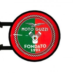 Signalisation - Verlichting lamp verlichting garage dealer - Moto Guzzi - 1990-2000