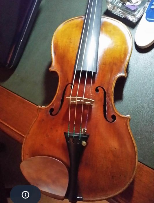 Jacobus Stainer - Stainer copy - Fiddle