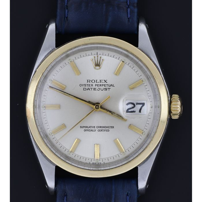 Rolex - Oyster Pereptual Datejust - 1600 '' NO RESERVE PRICE '' - Heren - 1970-1979
