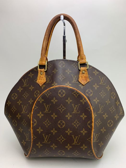 Louis Vuitton - M51126 Monogram Ellipse MM Brown  Capazo