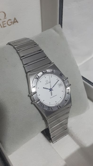Omega - Constellation - 396.1076 - Unissexo - 2011-presente