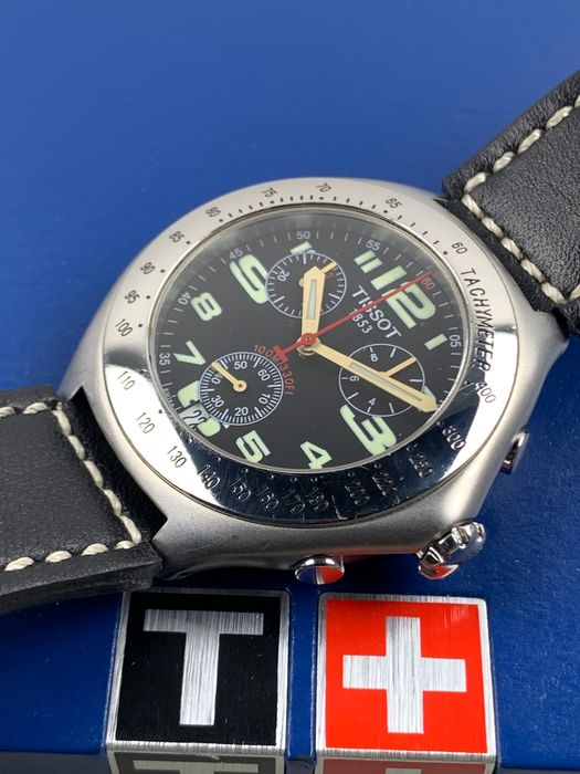 "Tissot - Sports Chronograph  - S461/561 ""NO RESERVE PRICE"" - Heren - 2000-2010"