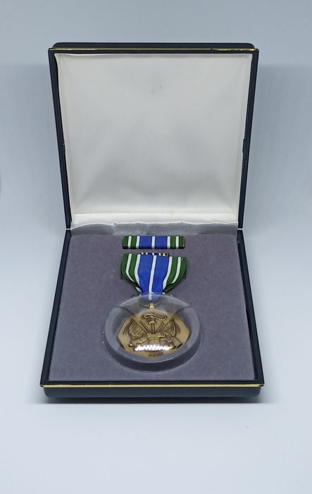 United States of America - Army/Infantry - Achievement medal set