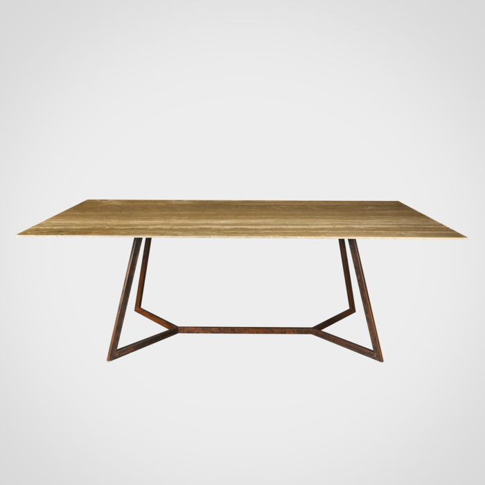 DFlab - Dining table (1) - Trapeze