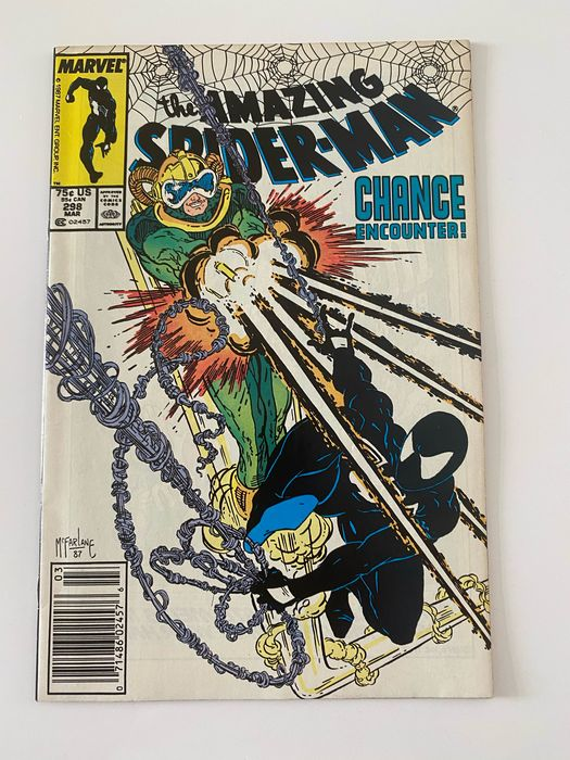 Spider-Man 298 - Chance Encounter - Broché - EO - (1988/1988)