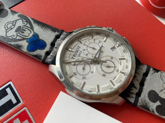 Tissot - T035617A mickey mouse Full Set - Uomo - 2011-presente