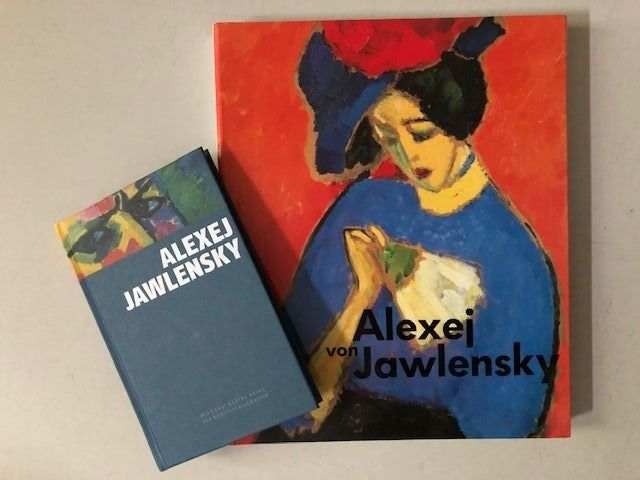 Alexej von Jawlensky - Lot with 2 books - 1991/2016