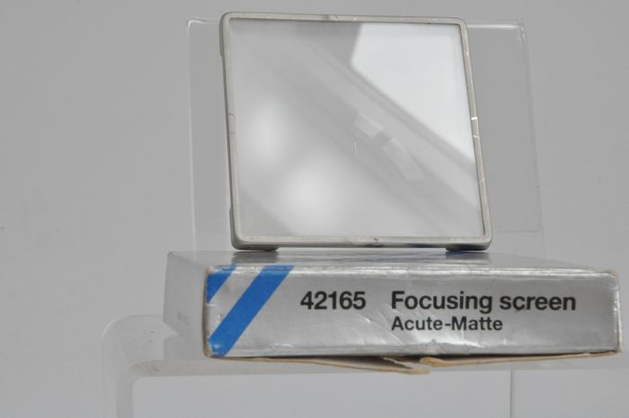 Hasselblad Focussing screen Acute matte 42161 in verpakking van 42165