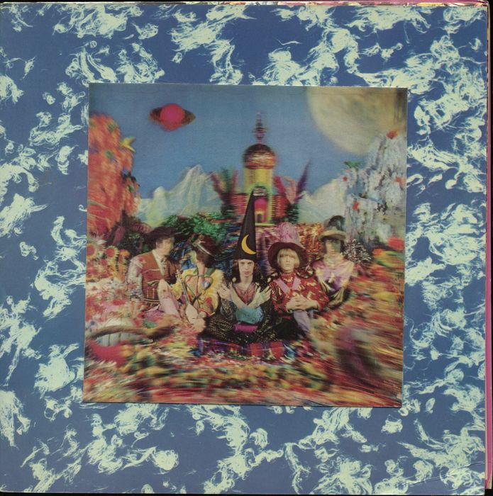 "Rolling Stones - ""Their Satanic Majesties Request"" LP 1st 1967 Stereo TXS 103  - LP Album - 1967/1967"