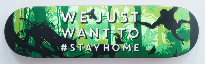 Ringo Mollinger - We just want to #stayhome