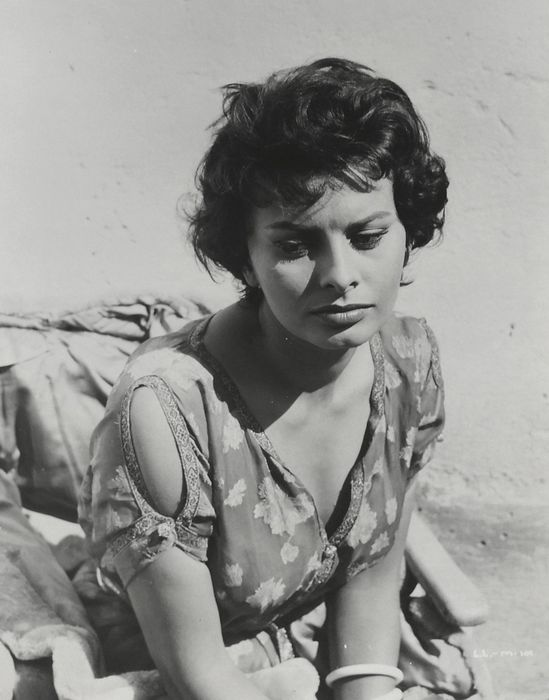 United Artists Corporation - 2x Sophia Loren, 1957/1979