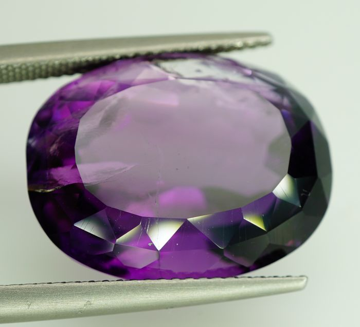 No Reserve Price -  Amethyst - 23.33 ct