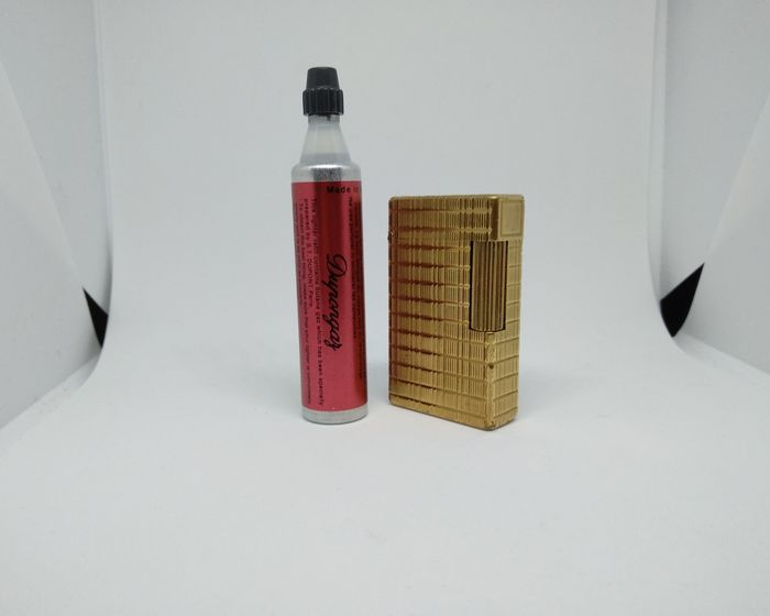 S.T. Dupont - Lighter - Ligne 1 and gas of 2
