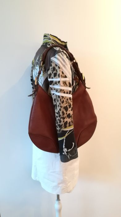 Burberry Prorsum - Prorsum leather large Bolso de bandolera