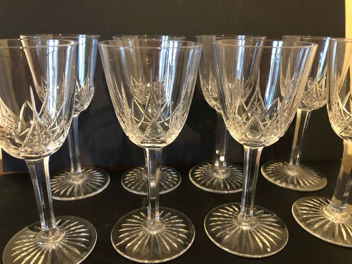 baccarat - baccarat - glasses (8) - Crystal