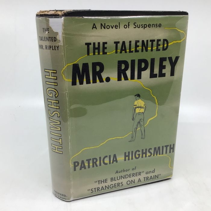 Patricia Highsmith - The Talented Mr. Ripley - 1955