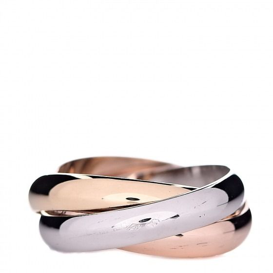 Cartier - 18 kt. White gold, Yellow gold - Ring