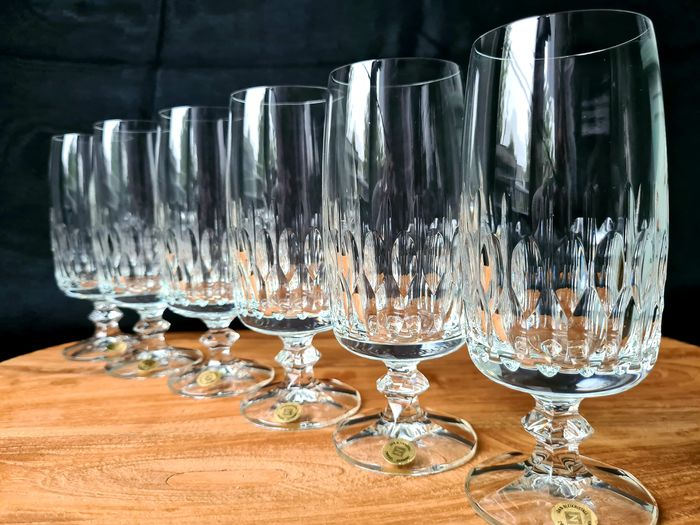 Schott Zwiesel - Beer Glasses (6) - Crystal