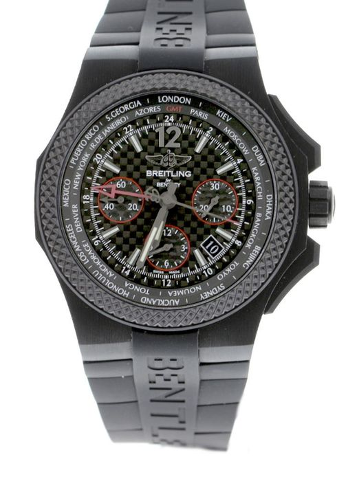 Breitling - for Bentley GMT B04 S Carbon Body Limited Edition - NB0434E5/BE94 - Homme - 2020