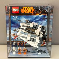 LEGO - Star Wars - 75049 - 雪地飞车 - store showcase collector's item uit 2014