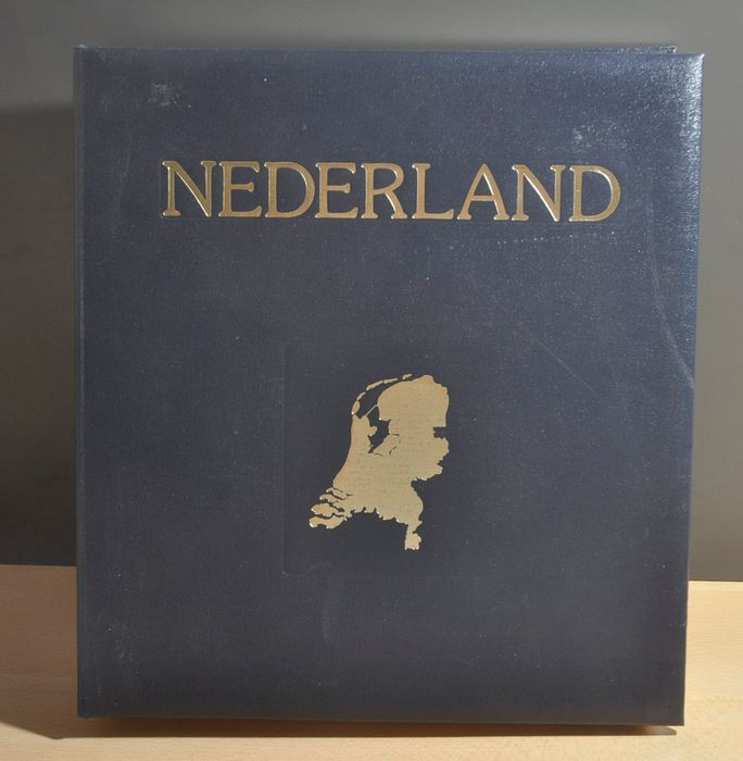 Netherlands - Collection in an Importa album