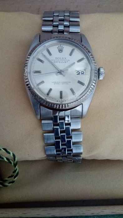 Rolex - Oyster Perpetual Datejust - 16014 - Heren - 1960-1969