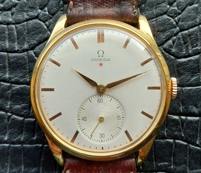 Omega - 30 t 2 Red Star - 10788... - Homme - 1901-1949