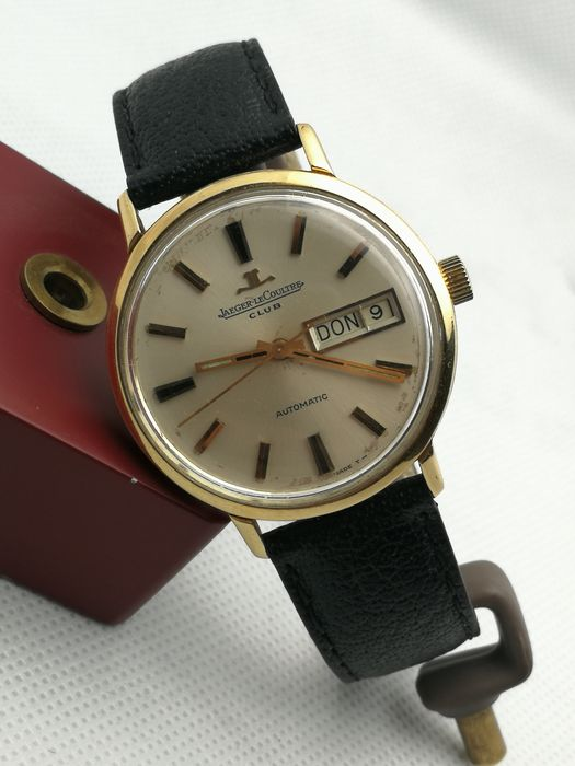 Jaeger-LeCoultre - Club Day-Date - E300901 - Men - 1980-1989