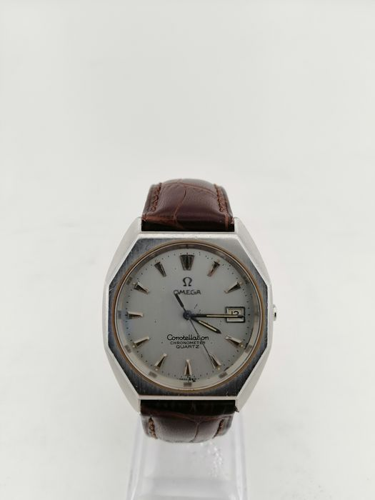 "Omega - Constellation Chronometer cal. 1343 - 198. 0114 - ""NO RESERVE PRICE""  - Men - 1970-1979"