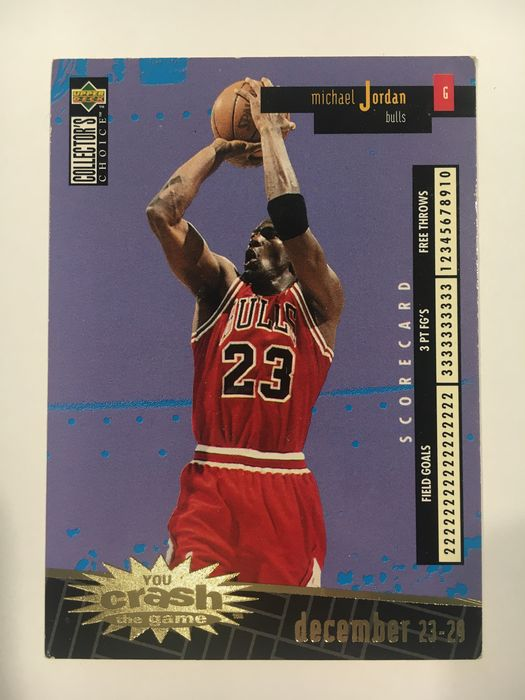 Upper Deck - NBA Showdown - Trading card Rare Upper Deck Card + Holograpich Card. - 1996