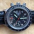 Chronograph Watch Auction