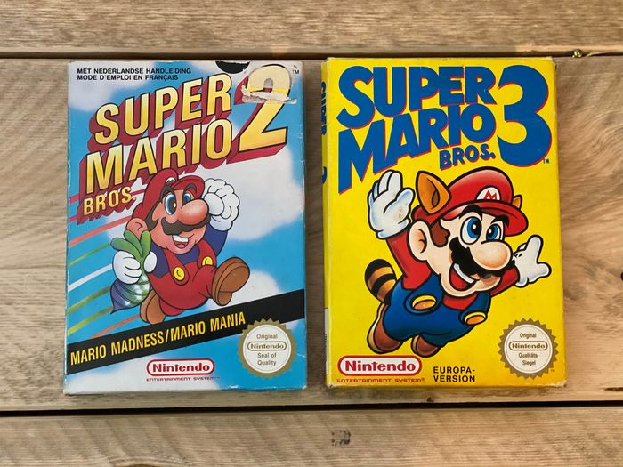 super mario bros 2 nes
