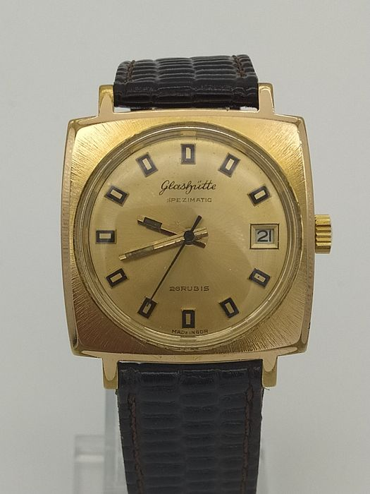 "Glashütte Original - Spezimatic - ""NO RESERVE PRICE"" - 431018 - Men - 1960-1969"