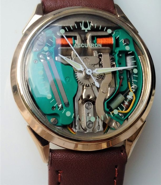 Bulova - Accutron Spacewiew 214-M6 - Men - 1966