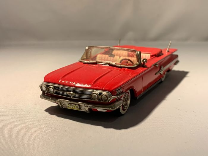Conquest Models - 1:43 - Chevrolet Impala - Made in England