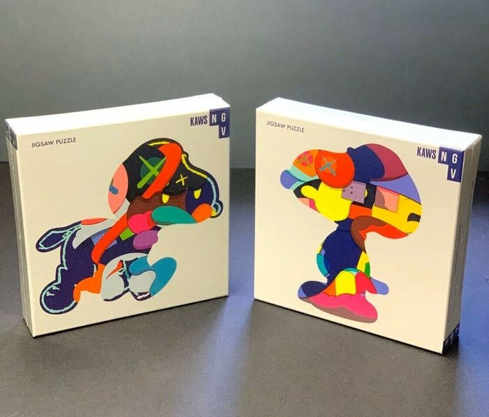 KAWS - No One's Home and Stay Steady