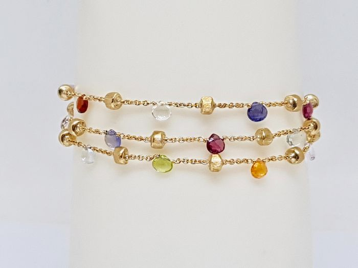 Marco Bicego  - 18 kt. Yellow gold - Bracelet Mixed