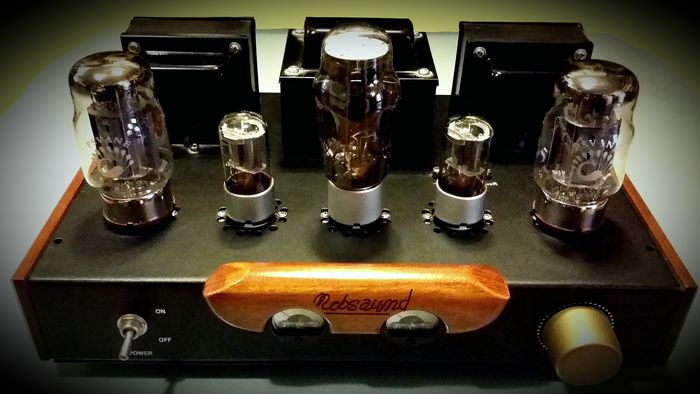 Nobsound - NS - 03D KT 88 - Tube Amplifier Single-ended Class A