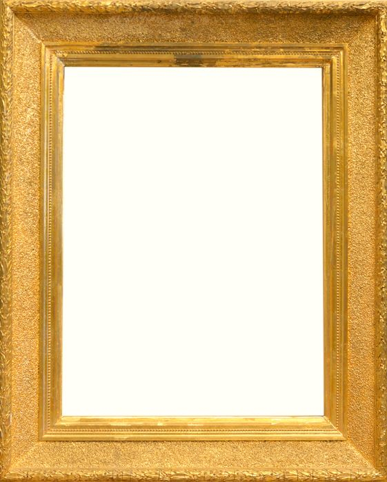 Antique Frame - Gilt, Wood - Mid 19th century